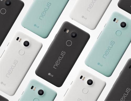 mejor movil gama media Nexus 5x