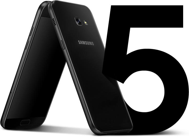 Samsung Galaxy A5 2017 características