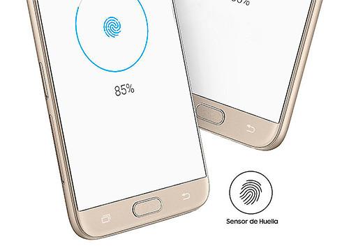 Samsung Galaxy J7 2017 sensor de huellas