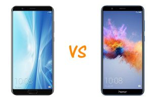 honor view 10 vs honor 7x