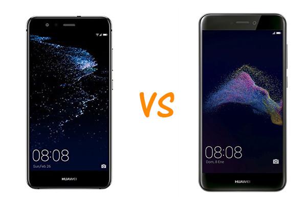 huawei p10 lite vs p8 lite 2017
