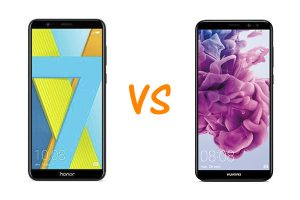 Honor 7X vs Huawei Mate 10 Lite