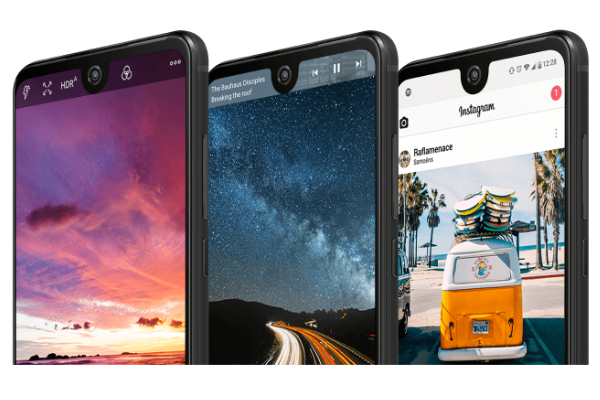 Wiko View 2 Notch