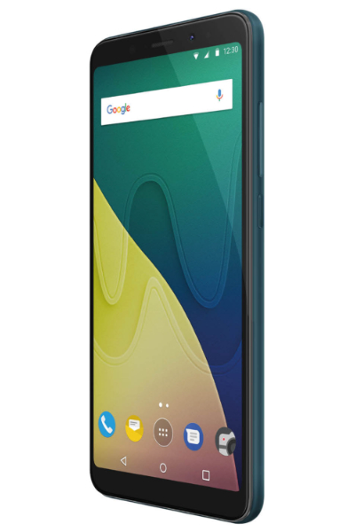 Wiko View XL verde