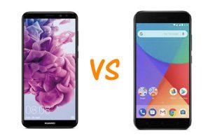 Huawei Mate 10 Lite vs Xiaomi Mi A1