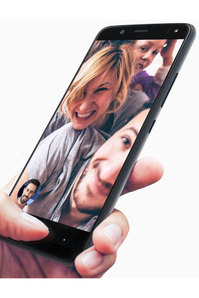 BQ Aquaris U2 selfie