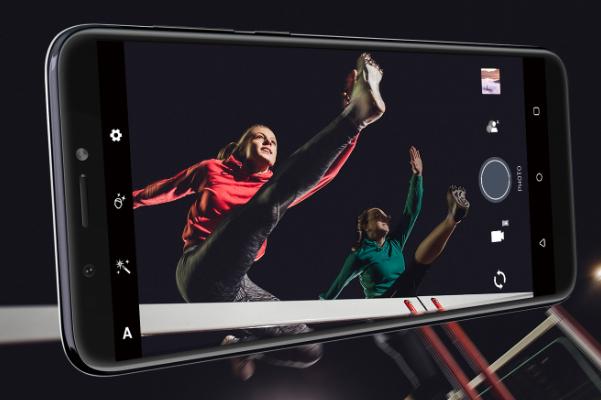 HTC Desire 12 Plus - Aplicación de cámara