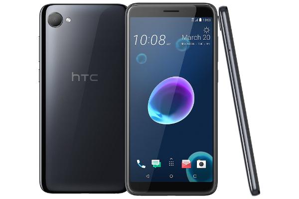 HTC Derire 12 Negro