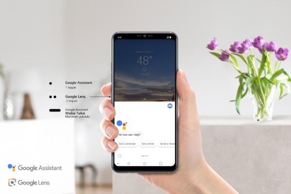LG G7 ThinQ - Google