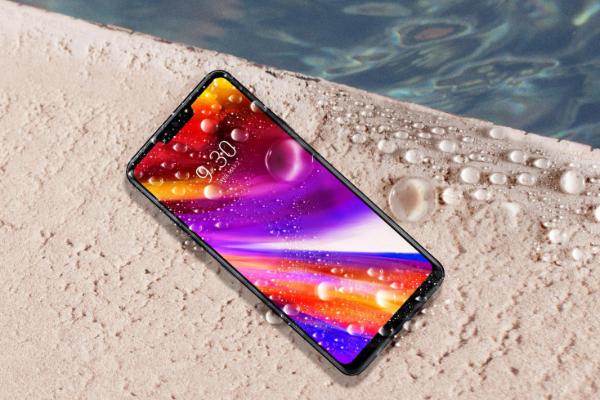 LG G7 ThinQ IP68