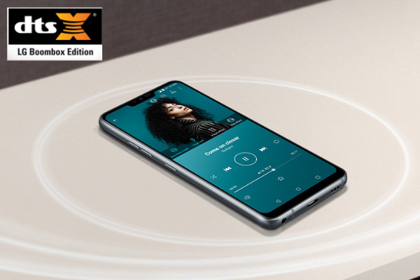 LG G7 ThinQ - Sonido