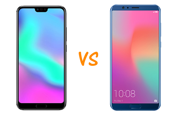 honor 10 vs honor view 10