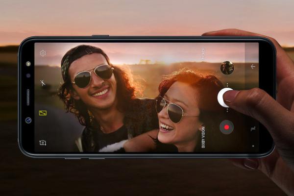 Samsung Galaxy A6 - Camara