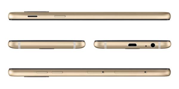 Samsung Galaxy A6 - Distribución