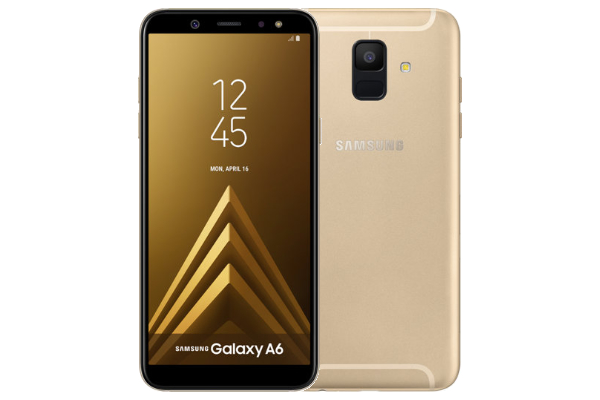 Samsung Galaxy A6 - Dorado