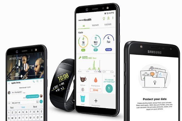 Samsung Galaxy A6 - Funciones
