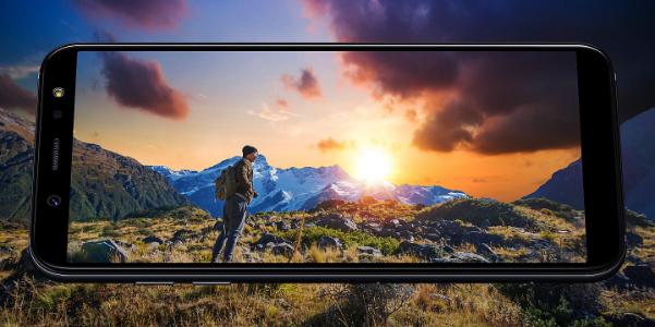 Samsung Galaxy A6 - Pantalla