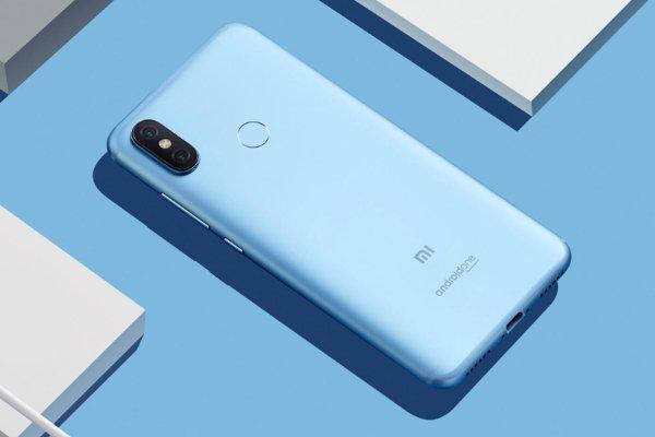 Xiaomi Mi A2 - Azul