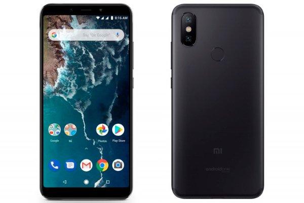 Xiaomi Mi A2 - Negro