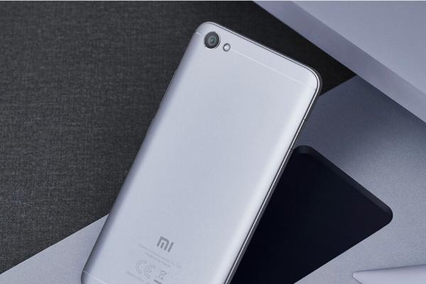 Xiaomi Redmi Note 5A - Diseño
