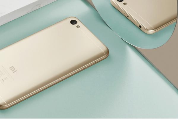 Xiaomi Redmi Note 5A - Dorado