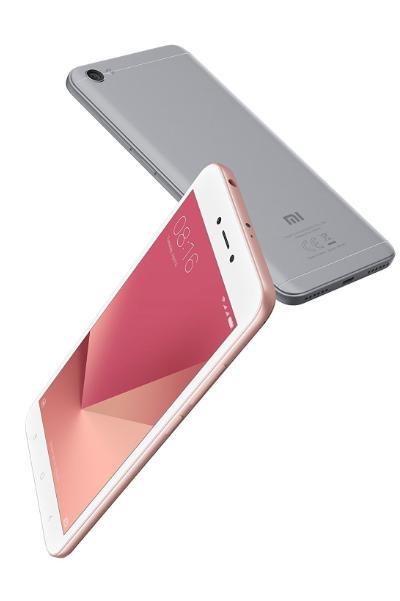 Xiaomi Redmi Note 5A - Presentación