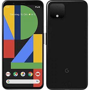 Google pixel 4 opiniones y caracteristicas de la gama alta de Google