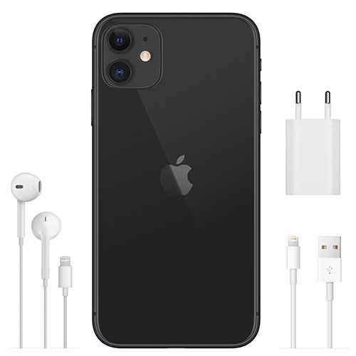 iphone 11 con accesorios