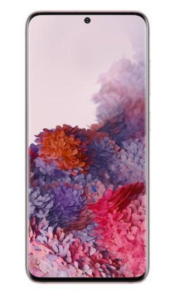 Samsung Galaxy S20 rendimiento