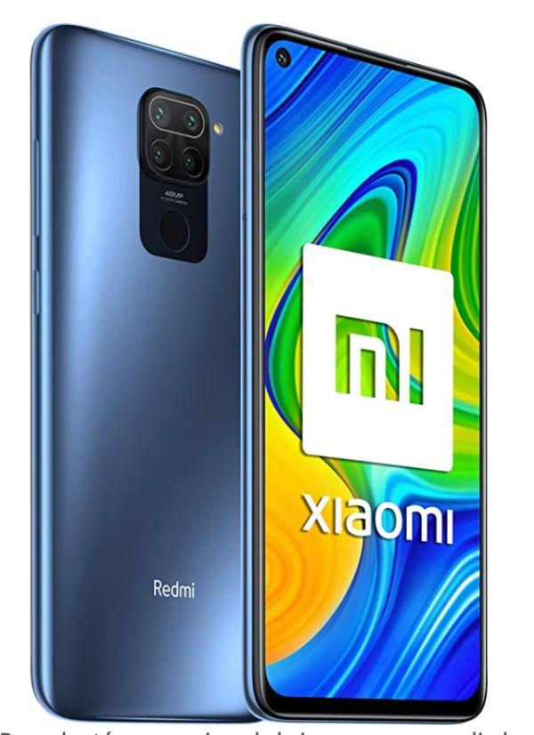 Xiaomi Redmi note 9 rendimiento