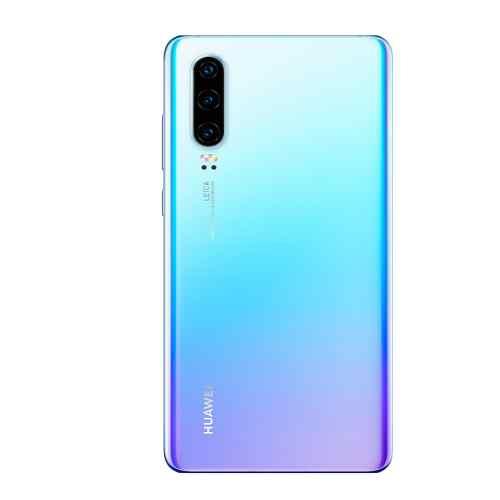 Huawei P30 azul opiniones