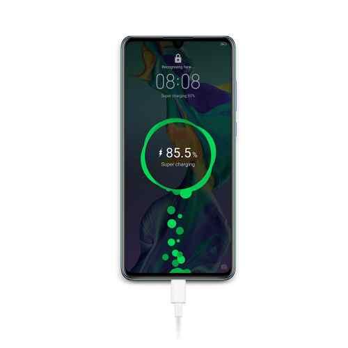 Huawei P30 opiniones bateria carga rápida