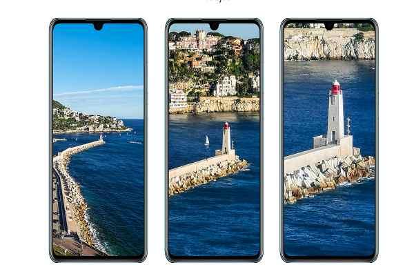 Huawei P30 opiniones cámara