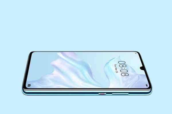 Huawei P30 opiniones diseño