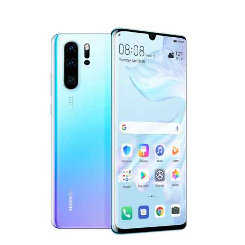 Huawei P30 opiniones pantalla