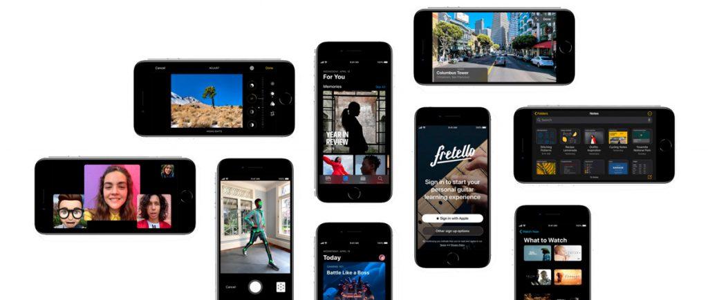 iphone se rendimiento